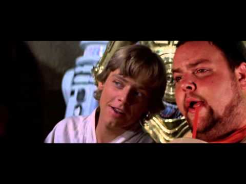 Star Wars Blu-Ray Changes: Porkins - Deleted/Extended Scenes