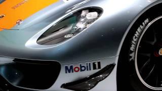 Porsche 918 RSR Racing Concept