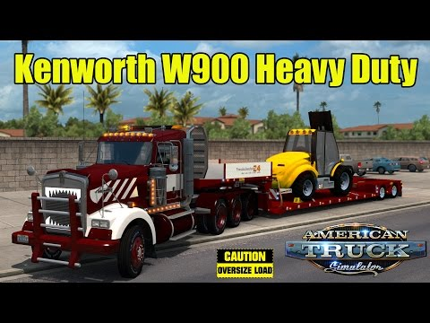 W900 Day Cab Heavy Duty Standalone