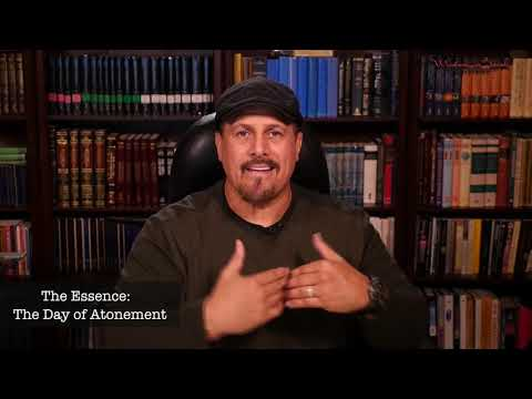 The Essence of the Day of Atonement - Rico Cortes