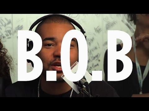 "B.o.B ""Beast Mode"" & ""Strange Clouds"" // SiriusXM // Hip-Hop Nation"