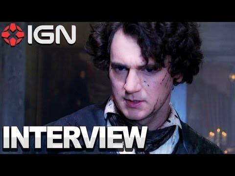 Abraham Lincoln: Vampire Hunter - Seth Grahame-Smith WonderCon Interview