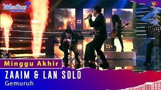Video Zaaim & Lan Solo - Gemuruh | Minggu Akhir | #Mentor7 MP3, 3GP, MP4, WEBM, AVI, FLV Januari 2019