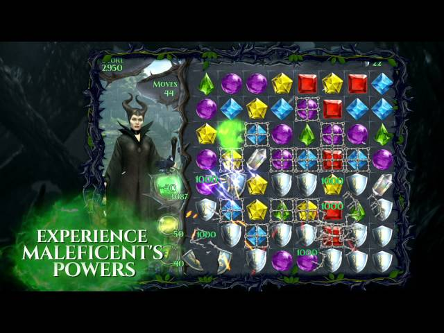 Maleficent Free Fall - Google Play Game Trailer