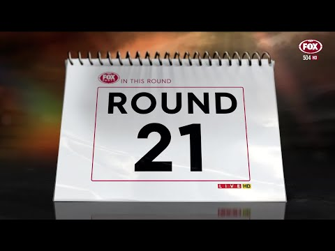 In This Round - Round 21   Bounce