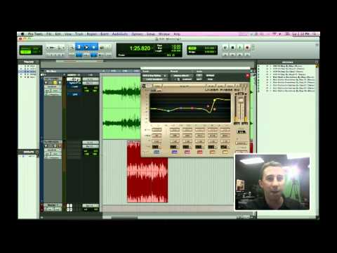 """""""In The Box"""" Mastering Tutorial with Pro Tools 9 and Waves Plug-ins"""