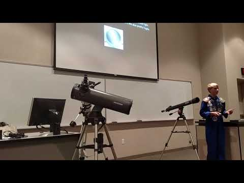 Christopher Texler – Solar Filter Presentation 1  of 3