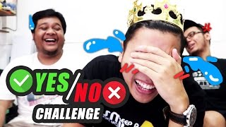 Video BUKA AIB BARENG TARA ARTS & GEMA | Yes or No Challenge MP3, 3GP, MP4, WEBM, AVI, FLV Desember 2017