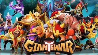 Giants War  - by GameVil - iOS / Android - Part 2 Live Stream