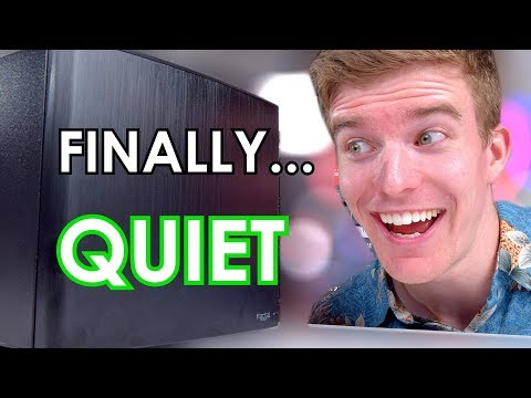 Home Server PC Build: Small, Quiet, Affordable (2019)