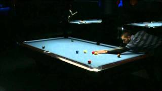 BSD OPEN MASTERS Semi Finals 9ball Velin Stefanov - Nikolai Vlashev