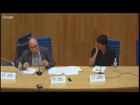 'Para una antropología de la religión', conferencia de Lluís Duch en México