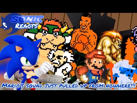 Sonic Reacts: Sonic's Hedgehog For Hire Season 2