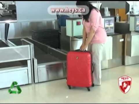 Відео огляд валізи Heys EcoOrbis (M) Black