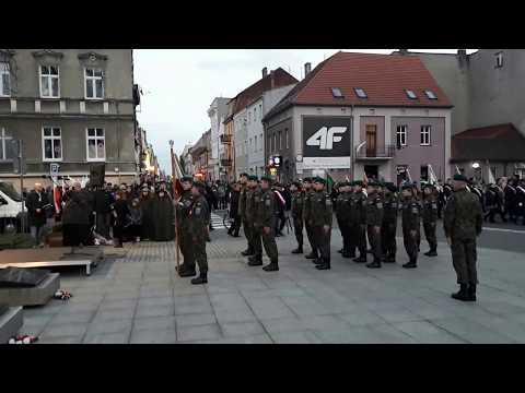Wideo1: Święto Niepodległości w Rawiczu 1/2