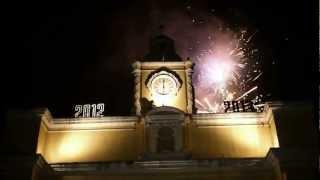New Year's In Antigua - Guatemala | 2013 | January 1st 2013