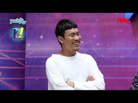"""2Idol Show - Cả trường quay té ngửa khi Puka hát """"HongKong1"""" - Thời lượng: 68 giây."""