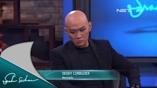 Video Sarah Sechan - Special Deddy Corbuzier MP3, 3GP, MP4, WEBM, AVI, FLV Oktober 2018