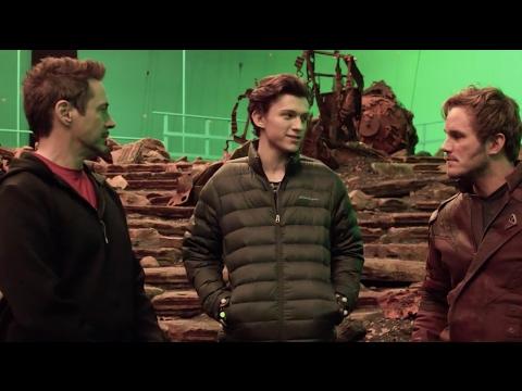 Vengadores: Infinity War - Starts Production?>