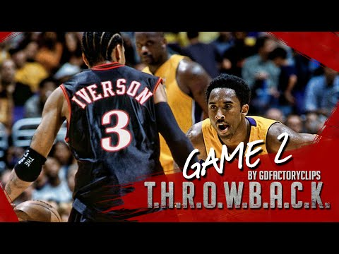 iverson - Download EVERY NBA game in HD! http://goo.gl/FJU58O Like, Comment, Share & Subscribe for more! :) --- FOR MORE FOLLOW ME: - Twitter https://twitter.com/gdfac...