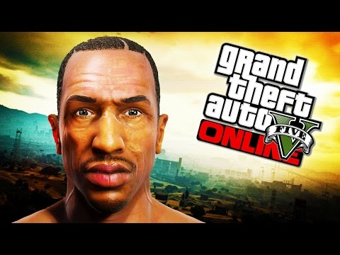 Awesome - Awesome CJ from GTA San Andreas art and render done for a GTA 5 PC mod in the future! Press Like if you enjoyed the video! :) ▻ Click here to Subscribe! http://bit.ly/SubToTG ○ Follow...