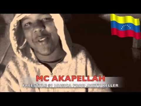 Mc Akapellah- Freestyle de 5:00 minutos - musica prod Dirty Keller 2011