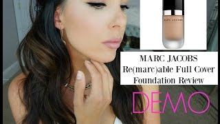 This is a first impression, review and demonstration of the Marc Jacobs Beauty Re(marc)able Full Cover Foundation Concentrate.Please support my channel and SUBSCRIBE HERE https://www.youtube.com/jennmarie?sub_confirmation=jennmarieMy Jewelry Boutiquehttps://www.chloeandisabel.com/boutique/jennmarieFACEBOOK  https://www.facebook.com/MrsJennMINSTAGRAM  https://www.instagram.com/mrsjennmarieTWITTER  https://twitter.com/MrsJennMarieSNAPCHAT  MrsJennMarie♡ WATCH MY OTHER VIDEOS ♡→ DRUGSTORE Foundation Routine https://youtu.be/LI4qQWubgBo→ Anastasia Brow Definer vs Brow Wiz https://youtu.be/3iSd3N6G-zE→ Red Carpet Ready Products https://youtu.be/rgLLoE6llu8→ Beauty/Filming Room Tour https://youtu.be/_pUnZxkp3Gc→ Bra and Panties Haul https://youtu.be/ee6Rhj87fU0→ NEW Makeup Forever Stick Foundation Review & Demo https://youtu.be/-shRalf1RDI→ My Diet and Exercise Routine https://youtu.be/WKy7FU-j8do→ New Palettes Haul https://youtu.be/6z6FZX_azG0→ Fashion Haul TRY ON https://youtu.be/SR-Tv-_-RuI→ Product Empties https://youtu.be/6Y1i6kRFtKU→ Anti-aging Tool and Products That WORK https://youtu.be/8_DiRA3JgHQ------------------------------------♡ FAVORITE SHOPPING SITES  ♡→Earn cash back for shopping online through Ebates http://goo.gl/q5m9nk→Hautlook http://www.hautelook.com/short/3P3j3→RueLala https://www.ruelala.com/invite/jennmarie→ Join me on @poshmarkapp, the #1 app to buy and sell fashion. Sign up with BCHPS to get $10 off your first order. https://t.co/hySL9DL3Kl♡ LINKS & D I S C O U N T - C O D E S  ♡→ NuMe (My favorite hair tools) http://bptracks.com/?a=47&c=5&p=r&s1=→ Sigma Makeup Brushes http://sigma-beauty.7eer.net/c/104689...