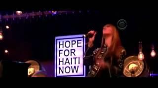 Beyonce - Halo feat. Chris Martin (Hope For Haiti) [HQ Audio].mp4