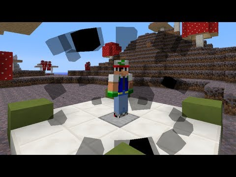 how to make a teleporter in minecraft