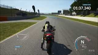 3. RIDE - Honda CBR600RR 2004 Gameplay (PC HD) [1080p]