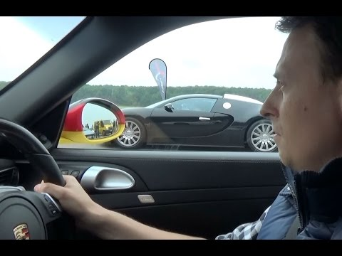 drag - Hypercar v Supercar Drag Race Veyron v 9ff. Two SCD members do battle at Vmax200 EVOmax. SUBSCRIBE: http://bit.ly/1pF4Tcz The 9ff is based on a gen2 997 Turbo S with approx 675 bhp whilst...