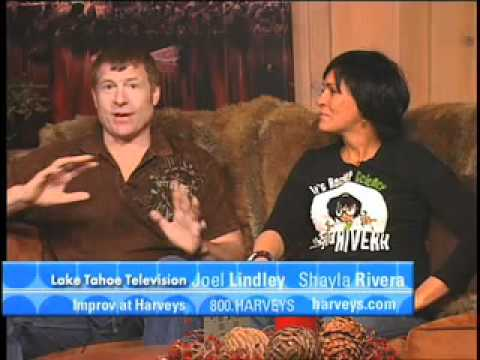 Joel Lindley & Shayla Rivera on Howie's Late Night Rush