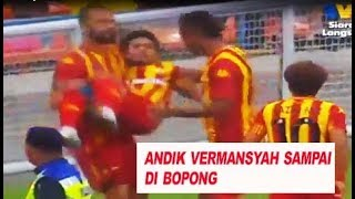 Video Gol tercepat Andik Vermansyah in Selangor FC MP3, 3GP, MP4, WEBM, AVI, FLV Juni 2018