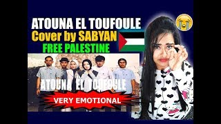 Video Hindu Girl Reacts To ATOUNA EL TOUFOULE Cover by SABYAN | Sabyan Gambus | REACTION | MP3, 3GP, MP4, WEBM, AVI, FLV Agustus 2018