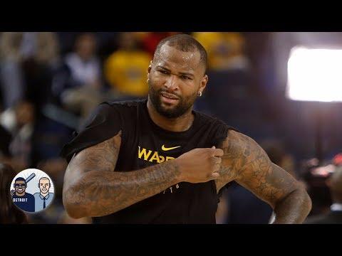 Video: Demarcus Cousins' return raises major questions for Warriors | Jalen & Jacoby