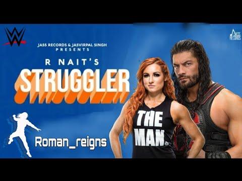 Struggle | R Nait | Laddi Gill | Tru Makers | New Punjabi song | Roman reigns 🏋️🏋️