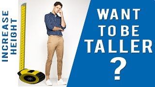 Video How to REALLY increase your height - Tips to grow taller for teenagers & after 18-20 MP3, 3GP, MP4, WEBM, AVI, FLV Mei 2019