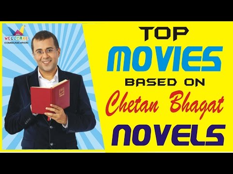 Top 5 Movies Based on Chetan Bhagat Novels