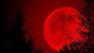 Fenomena gerhana Bulan purnama merah terjadi malam ini