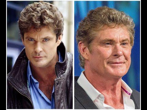 Baywatch cast then & now (Baywatch cast ieri e oggi)