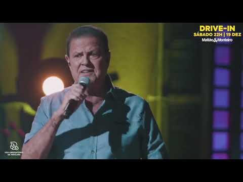 Chamada Live Show Drive in Especial de Natal Mattão e Monteiro