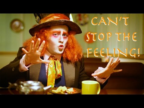 Justin Timberlake - Can't Stop The Feeling! Disney Style