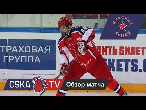 «Красная Армия» – «Рига» 4:0. Обзор матча