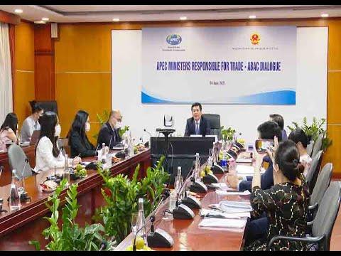 Đối thoại doanh nghiệp APEC: Ưu tiên cao nhất cho ứng phó đại dịch