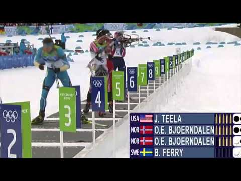 Olympic Winter guide to Biathlon by Team GB's Lee Jackson – Sochi 2014