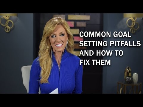 Common Goal Setting Pitfalls and How to Fix Them