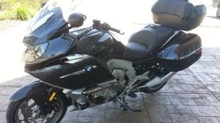 1. BMW K1600GTL *  There Is No Substitute