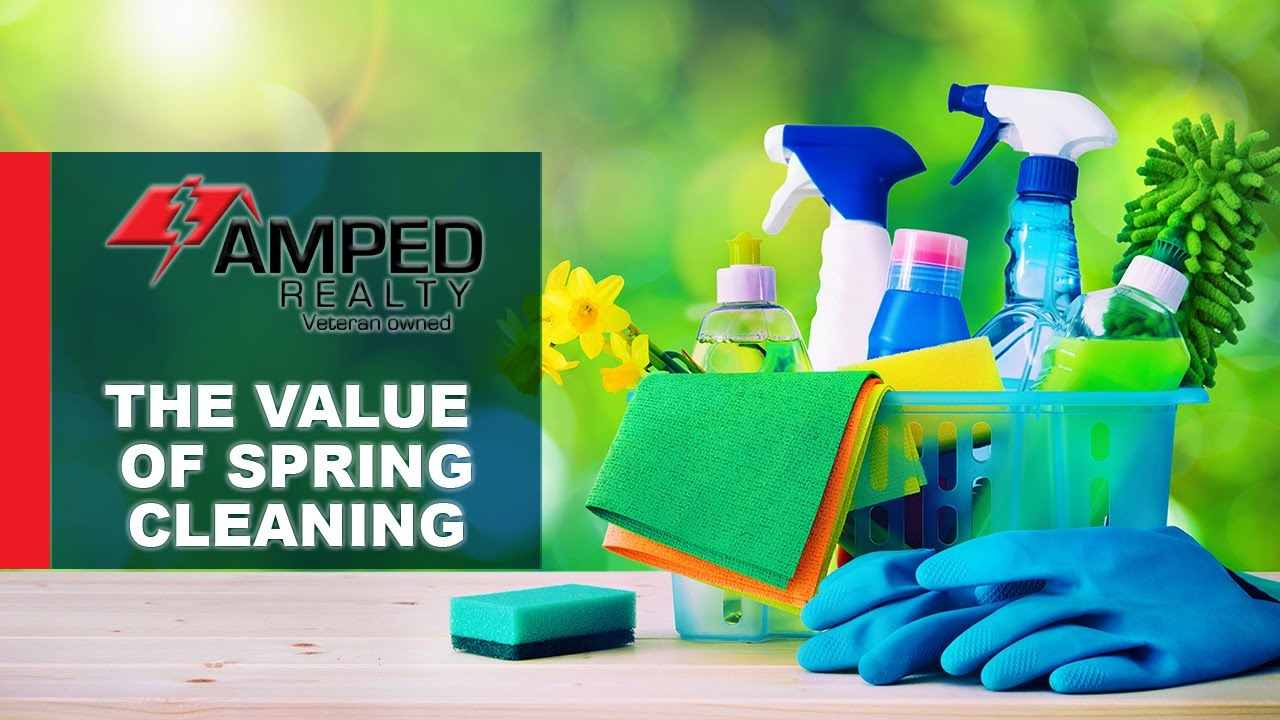 Why Spring Cleaning Is Important for Your Home and Your Life