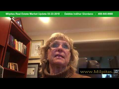 Milpitas Real Estate Market Update 03-22-2018