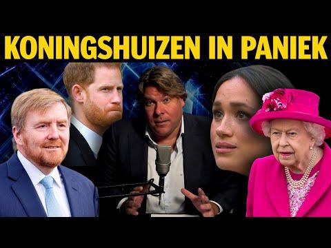 Jensen: Koningshuizen in paniek